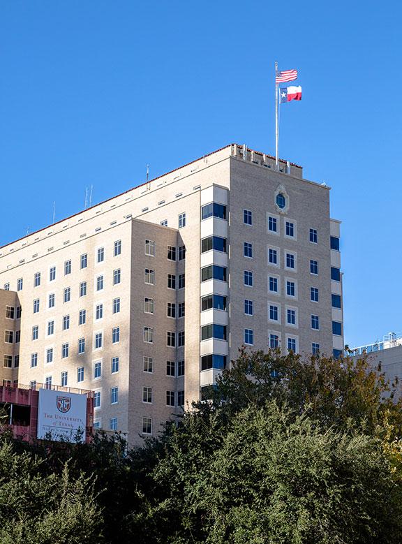 UT Professional Building (UTPB)