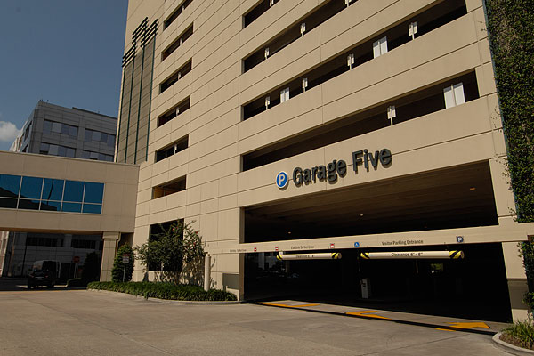 Memorial Hermann Memorial City Garage Five
