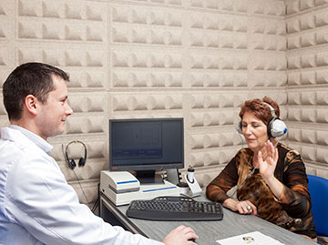 Audiologist in Houston TX