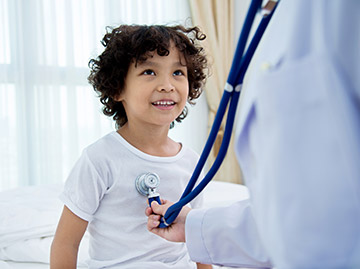 Pediatric Cardiologist in Houston TX