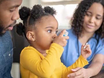 Pediatric Pulmonology Physicians in Houston TX