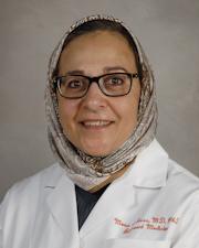 Mona A. Eissa MD