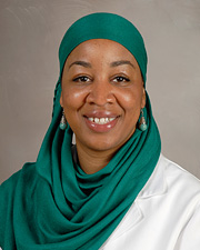 Provider Profile for Anjail Z. Sharrief, MD, MPH