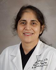 Profile for Gazala Siddiqui, MD