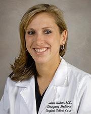 Jessica Hudson, MD