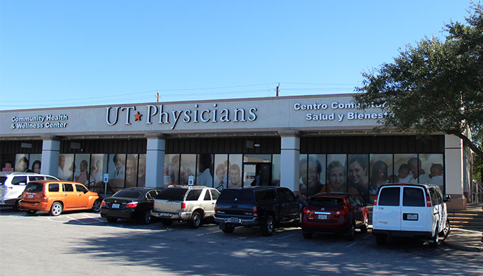 UT Physicians Community Health & Wellness Center - Victory