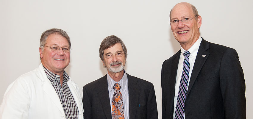 Distinguished Physicians honored by Memorial Hermann | UT