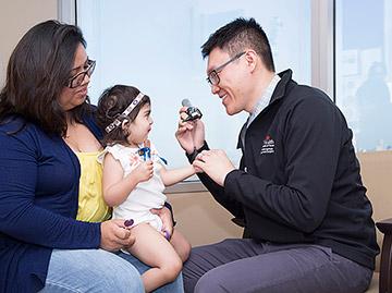 Pediatric Otorhinolaryngology