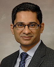 Profile for Ali Naqvi, MD