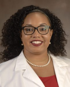 Tamika  Cross MD