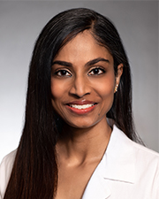 Provider Profile for Lavanya H. Palavalli Parsons, MD