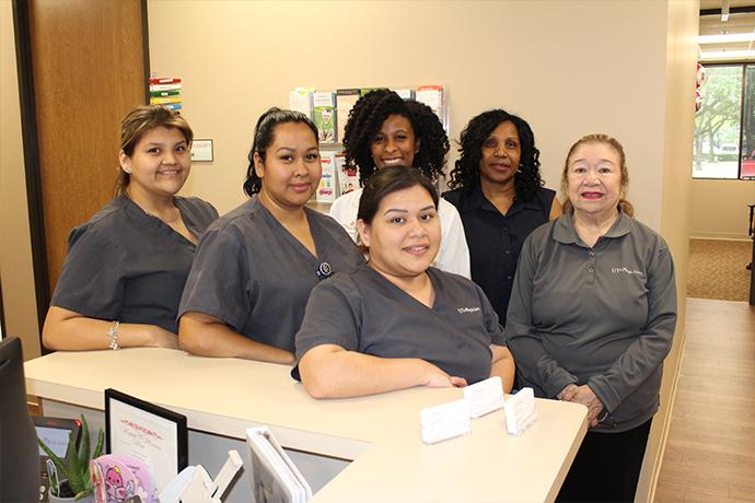 Greens Clinic Staff