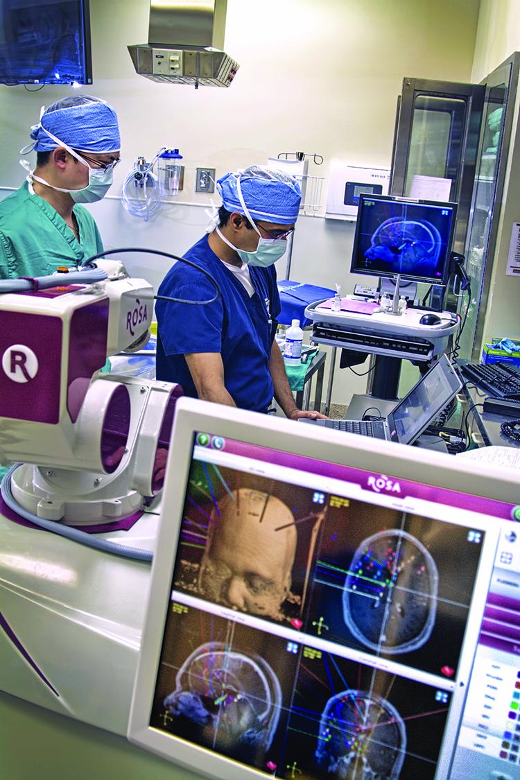 Nitin Tandon Surgery
