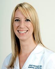 Provider Profile for Julie L. Holihan, MD