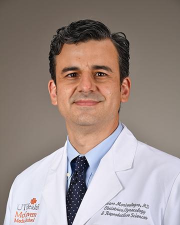 Alvaro I. Montealegre, MD