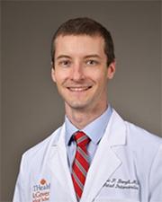 Eric P. Bergh MD