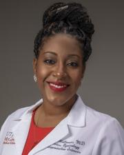Provider Profile for Conisha M. Holloman, MD