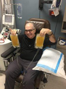 COVID-19 Plasma Donor