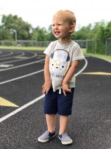 Toddler Oliver