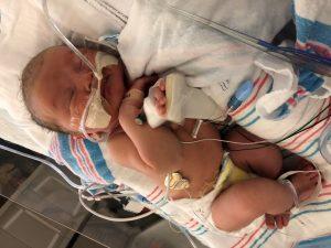 Newborn Oliver