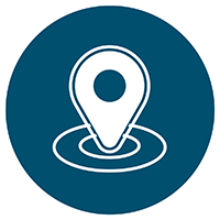 Find a Location Icon