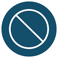 Visitor Restrictions Icon