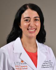 Provider Profile for Nayla G. Kazzi, MD