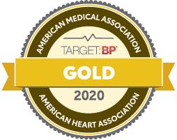 Target BP Gold Seal