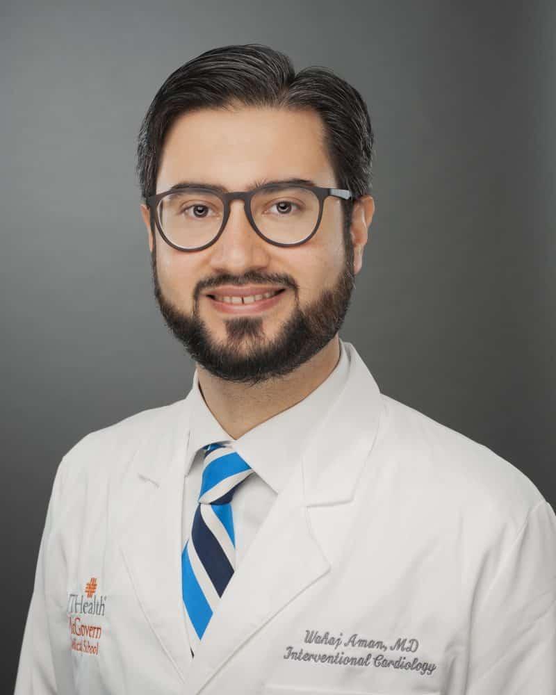 Wahaj Aman  Doctor in Houston, Texas