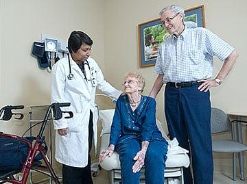 geriatrics physicians in Houston TX