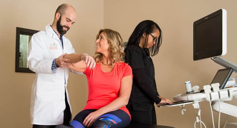 A new  physical medicine, rehabilitation, sports medicine and pain management clinic has opened at 5420 West Loop South, Suite 1100, Bellaire, TX.