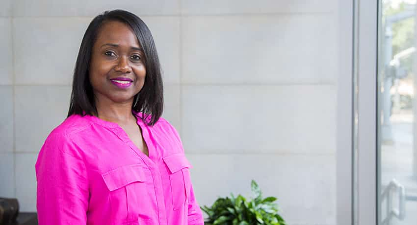 One Houstonian shares her breast cancer survival story to raise awareness about the disease.