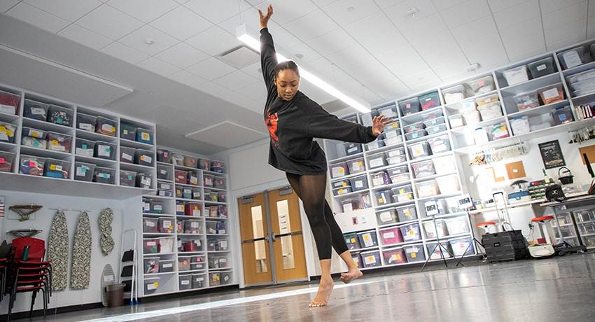 Dancer feature
