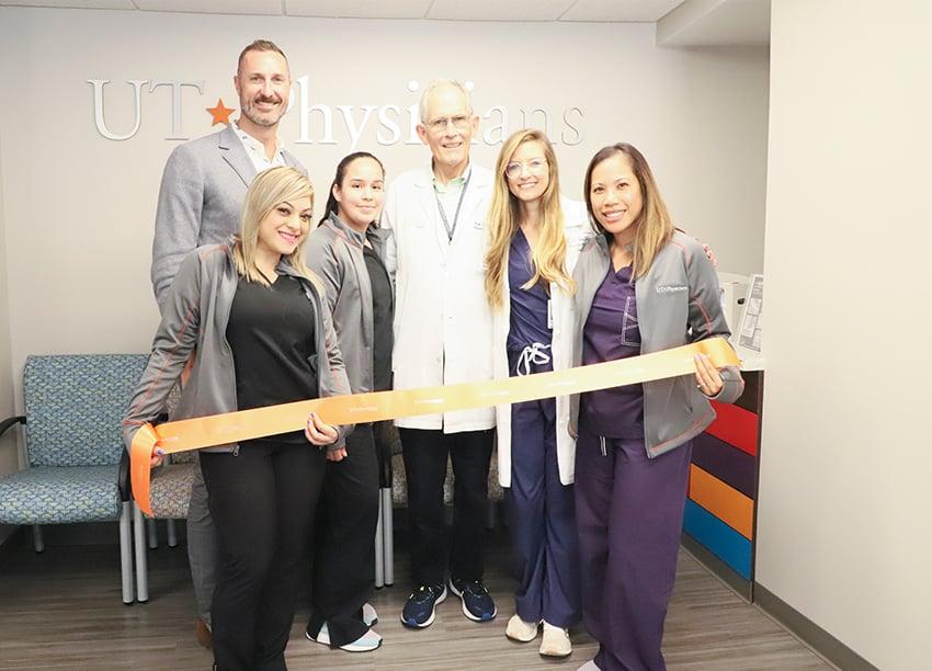 UT Physicians Pediatric Surgery Clinic