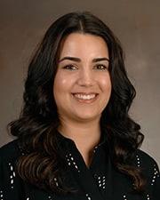 Sahar M. Qashqai, executive director of Healthcare Transformation Initiatives