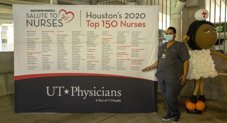 Catrina Hurman, RN, Salute to Nurses honoree