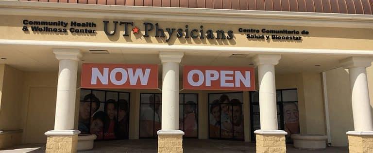 UT Physicians Community Health & Wellness Center – Rosenberg