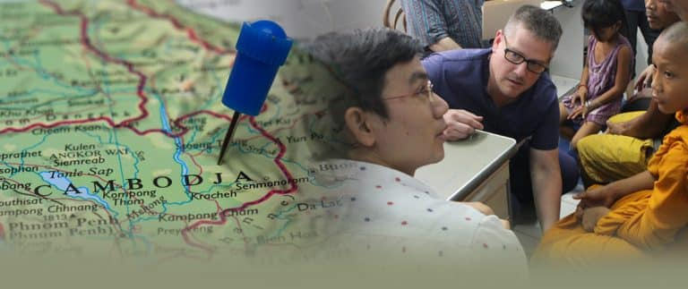 UT Physicians orthopedist travels to Cambodia