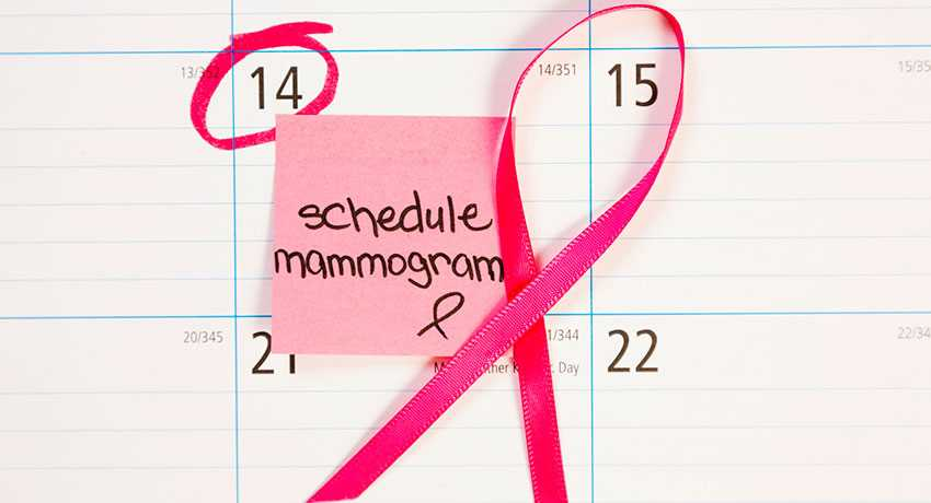 Photo of calendar schedule