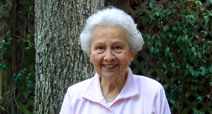 Winnie O'Brien was one of the first in Houston to have a new procedure to prevent stroke.