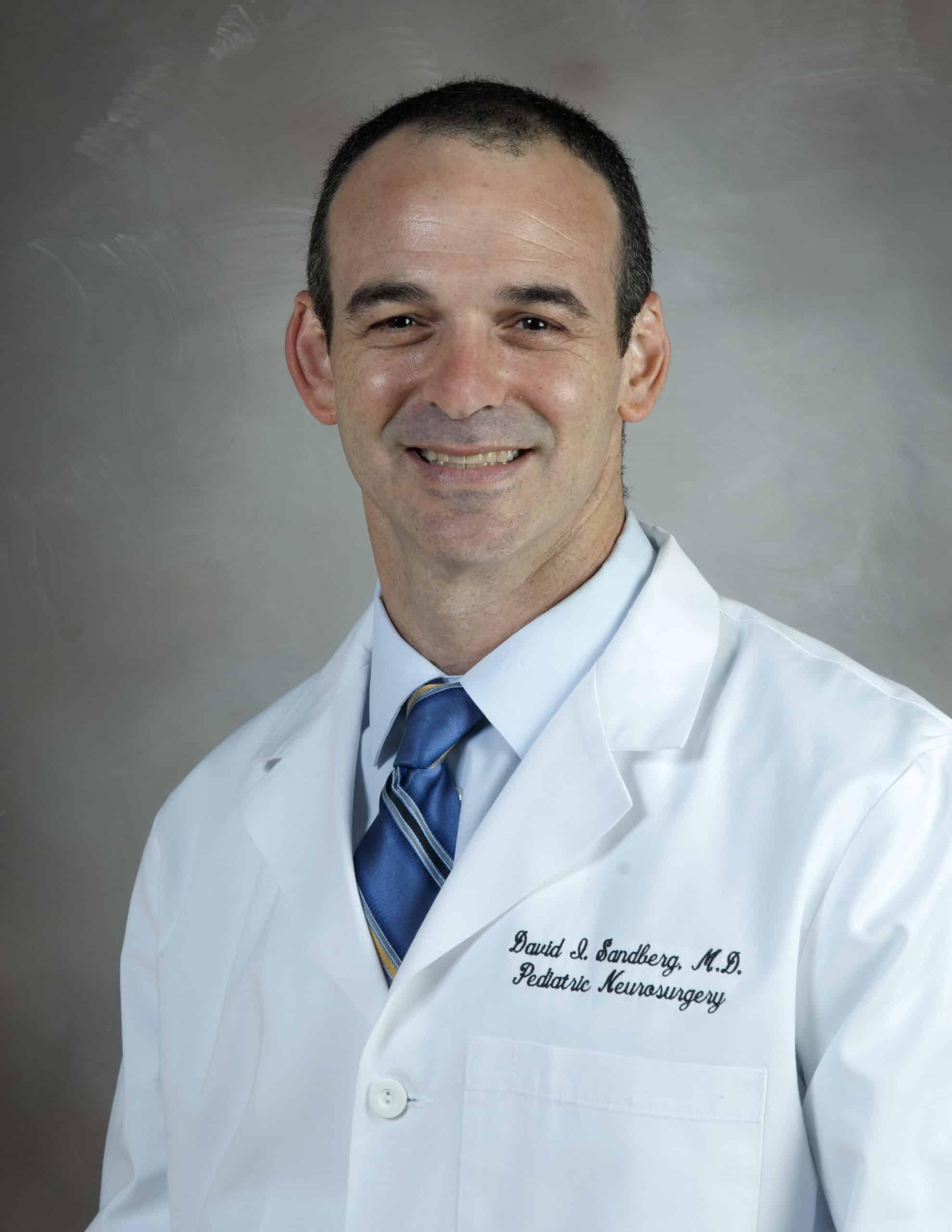 David I. Sandberg  Doctor in Houston, Texas