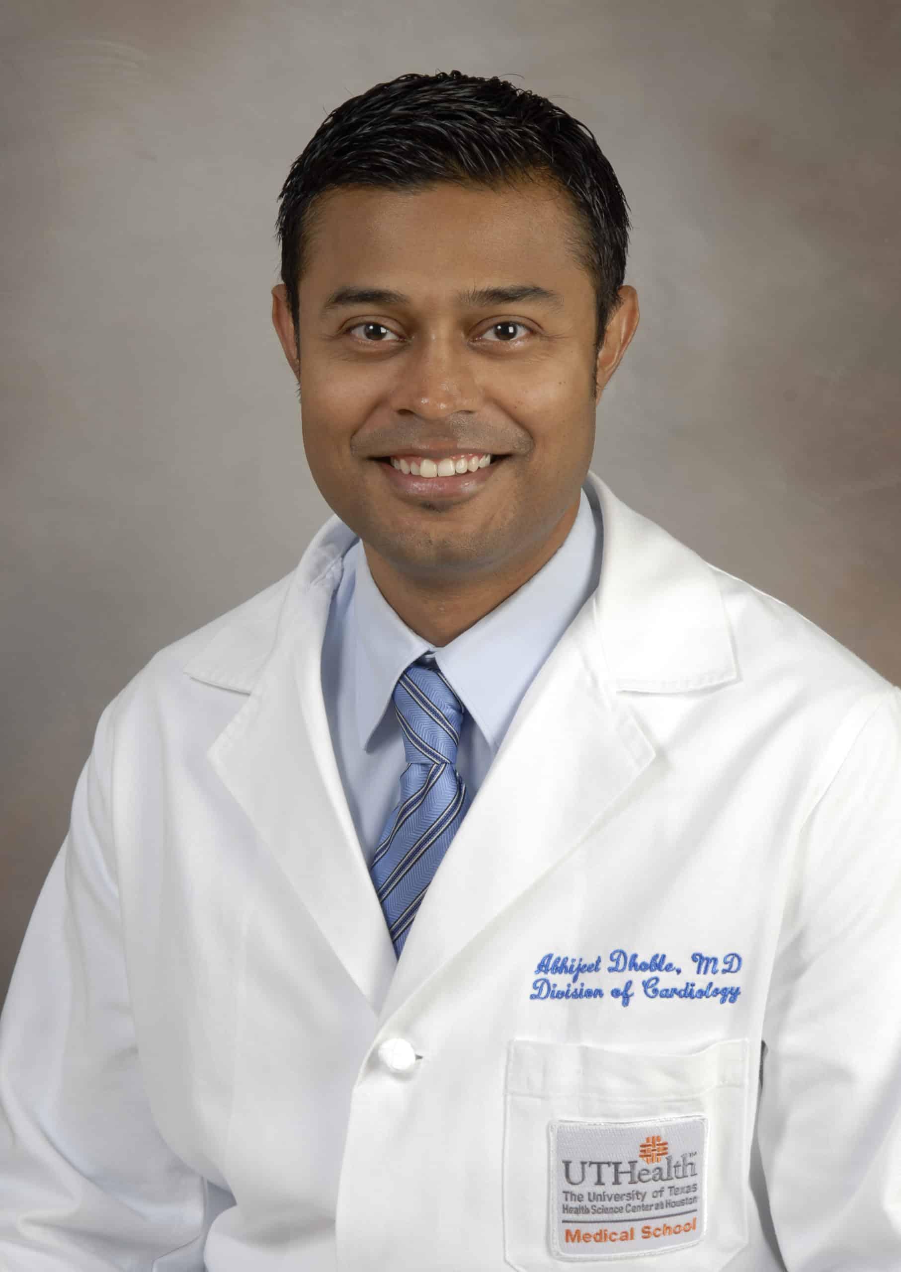 Abhijeet Dhoble  Doctor in Houston, Texas