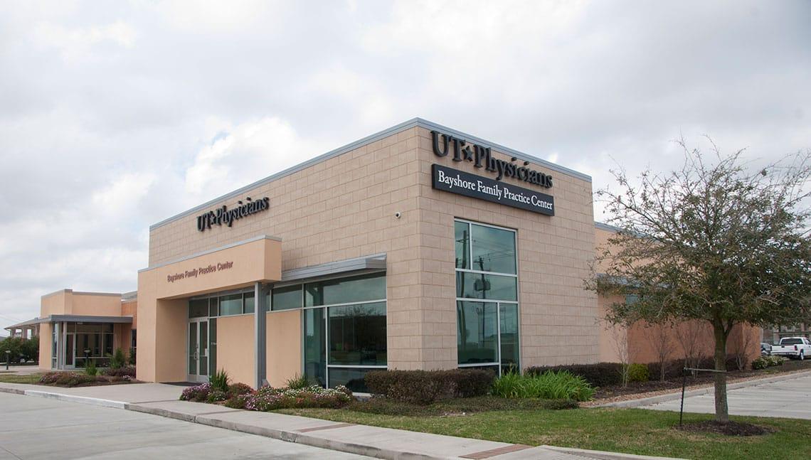UT Physicians Family Practice – Bayshore  Clinic in Houston, Texas 1059