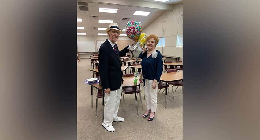Roy and Linda Farmer