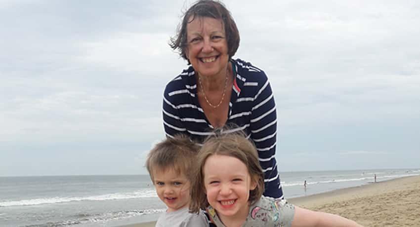 Troisi family vacation