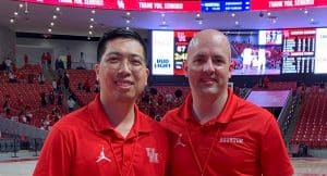 Andrew Li-Yung, MD, and Paul Shupe, MD