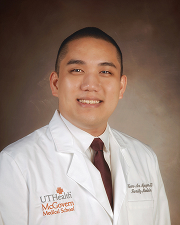 Thien-An D. Nguyen  Doctor in Houston, Texas