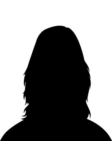 Blank Female Portrait